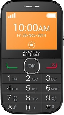 Alcatel One Touch 20.04C