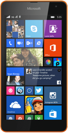 Microsoft Lumia 535 (odnowiony)
