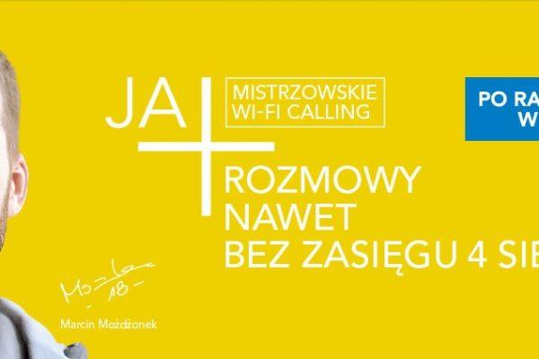 Plus Wi-Fi Calling