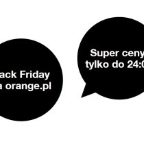 Czarny Piątek w Orange. Warto!