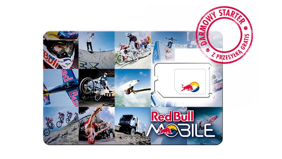 Red Bull Mobile Darmowy Starter