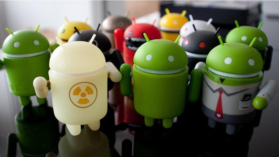 Figurki Android