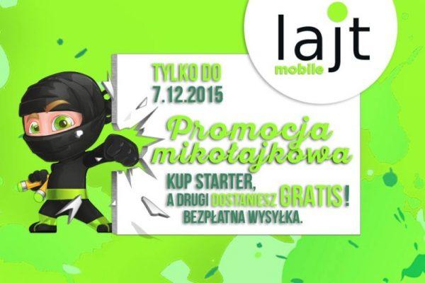 Lajt Mobile promocja grudzień 2015
