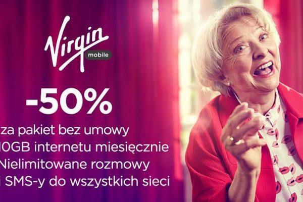 Promocja w Virgin i Groupon