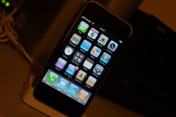 Ładowanie iPhone 5