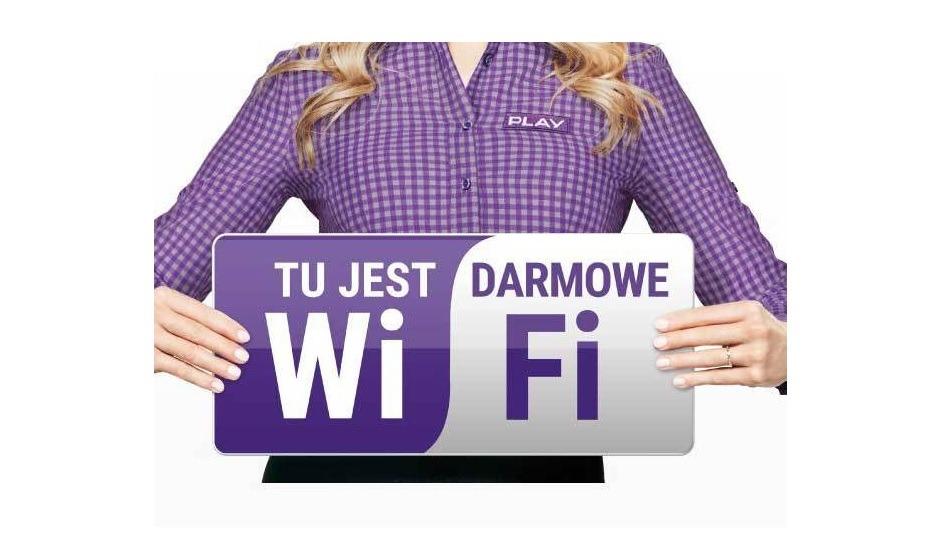Darmowe WiFi w Play