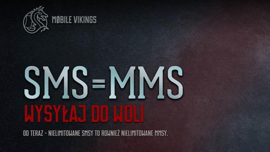 darmowe MMS-y w Mobile Vikings