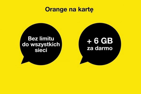 Orange 6 GB prepaid