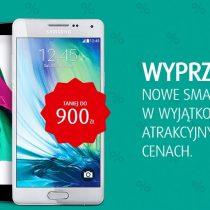 Tańsze smartfony w Plusie nawet o 900 zł