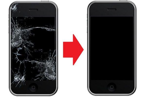 zregenerowany smartfon