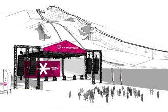T-Mobile SnowFest