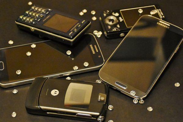 Rynek nasycony smartfonami