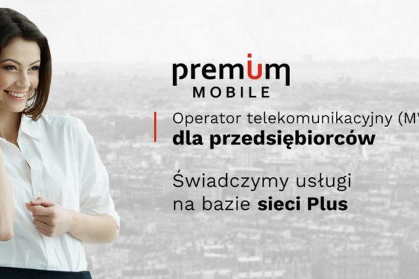 Nowy wirtualny operator Premium Mobile