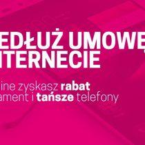 W T-Mobile opłaca się przedłużyć umowę przez Internet