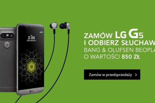 przedsprzedaż LG G5