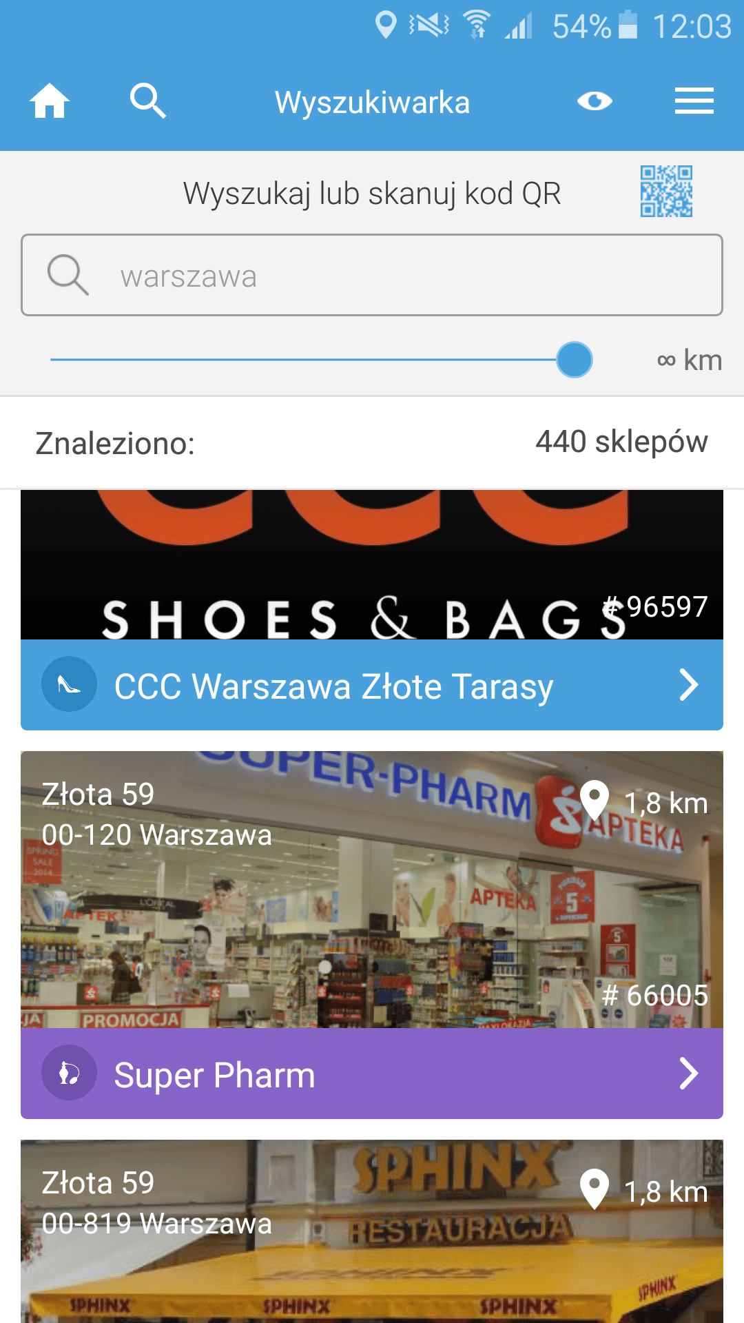 MyShop.mobi aplikacja