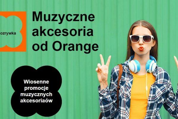 Przecenione akcesoria w Orange