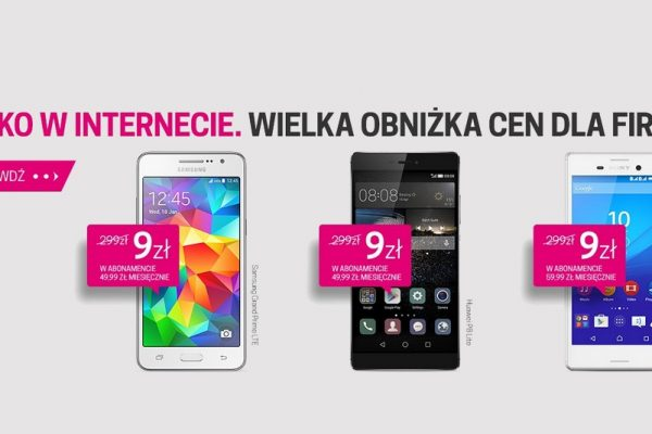 Tanie telefony w T-Mobile
