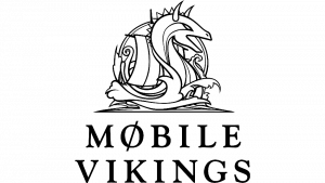 Mobile Vikings logo