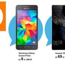 Szalone Dni ponownie w Orange – przecena smartfonów!