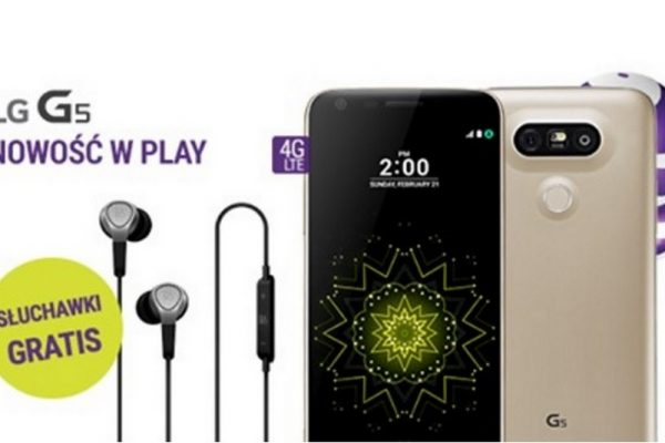 LG G5 w Play