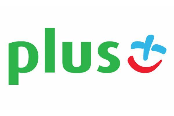 logotyp Plus GSM