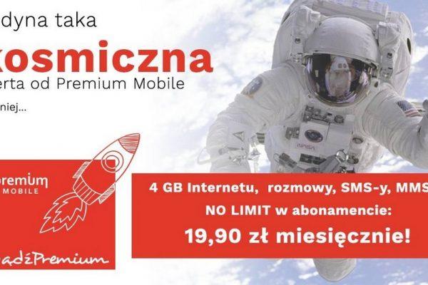 Nowe oferty Premium Mobile
