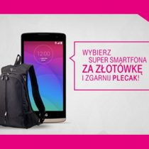 Smartfony za 1 zł w T-Mobile + prezenty