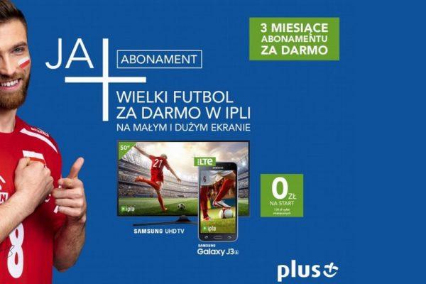 JA + Wielki Futbol w Plusie