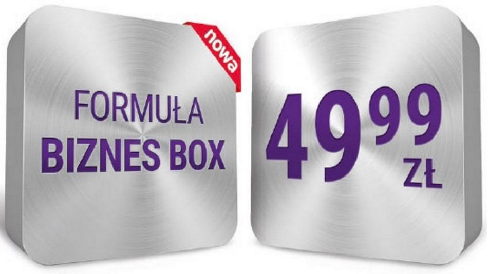 Promocja Formuła Biznes Box