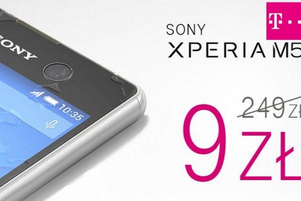 Przeceniony Sony Xperia M5 w T-Mobile