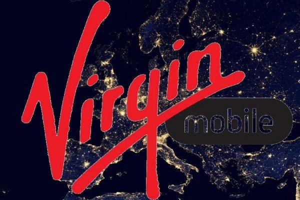 Internet w roamingu w Virgin Mobile
