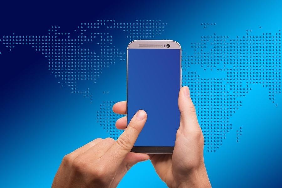 Ile razy dotykamy smartfona