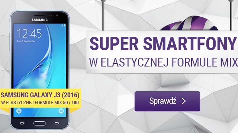 Smartfony w Play MIX za 1 zł