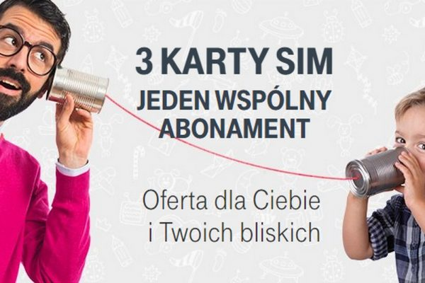 Pakiet rodzinny T-Mobile