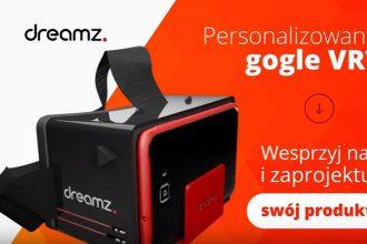 polskie gogle VR