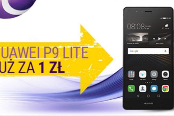 Play Formuła Rodzina - Huawei P9 Lite od 1 zł