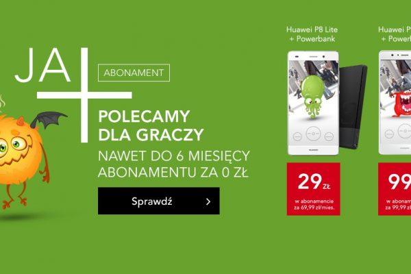 3 smartfony dla graczy w Plusie