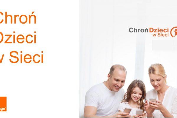 Orange Chron Dzieci w Sieci