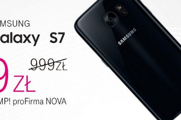 S7 i iPhone 6 za 9 zł w T-Mobile