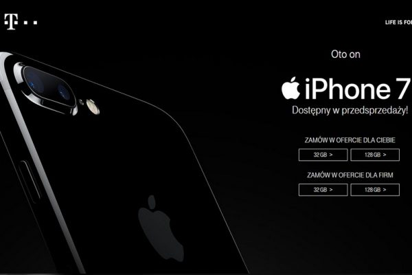 iPhone 7 w T-Mobile