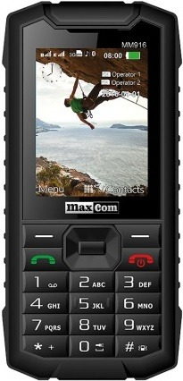 MaxCom Strong MM916 3G