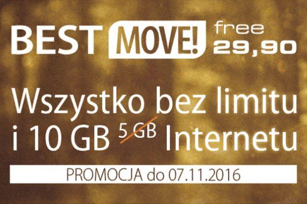 10 GB zamiast 5 GB w FM Group Mobile