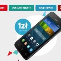 3 nowe smartfony w Heyah na abonament