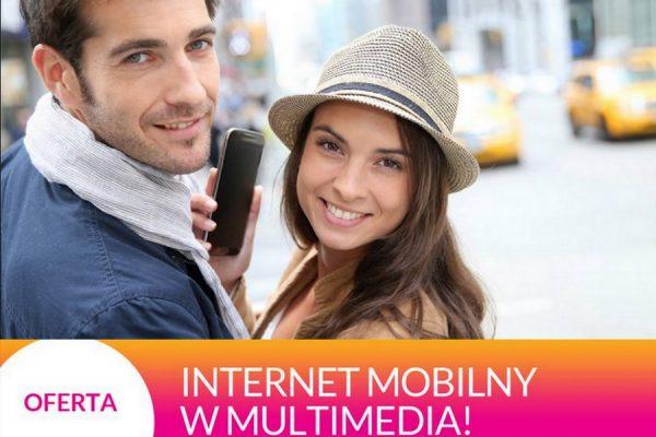 Tańszy Internet mobilny w Multimedia