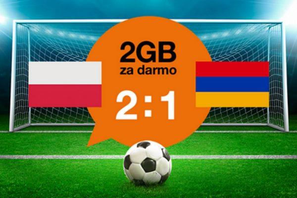 2 GB za free w Orange