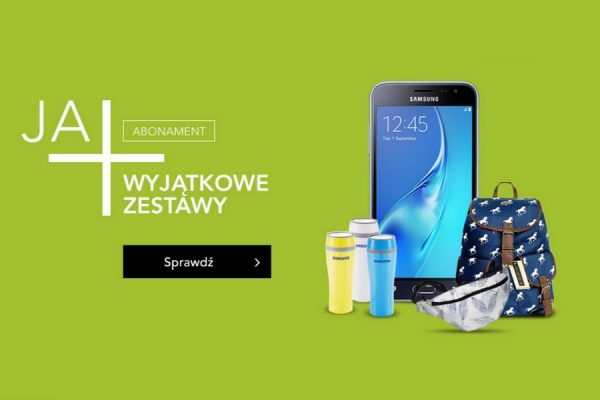 Gadżety gratis na Plus.pl
