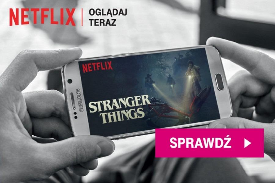 Netflix w T-Mobile