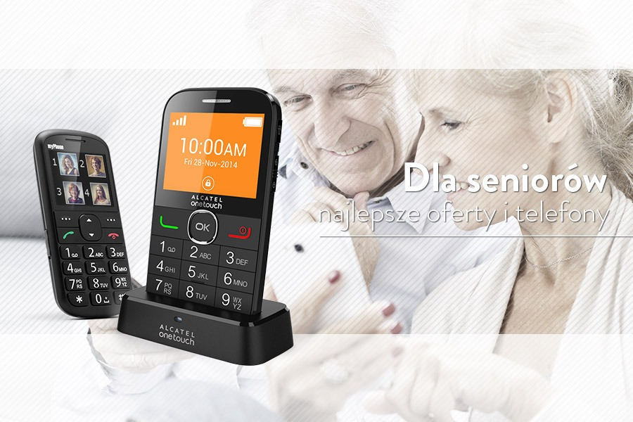 e234a927930f61 7 najlepszych telefonów i ofert komórkowych dla seniorów | Komórkomat.pl