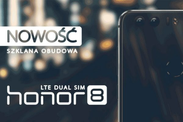 Honor 8 w FM Group Mobile